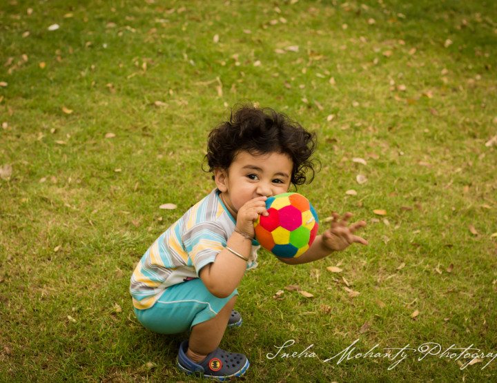 Baby Photography Delhi, Baby Birthday Photographer Delhi | Yadu's Day Out