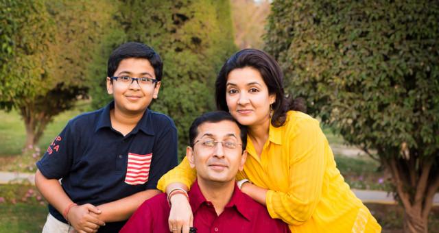 Family Portrait Photography, Family Photography Delhi, Gurgaon, Noida, NCR | Sital Family