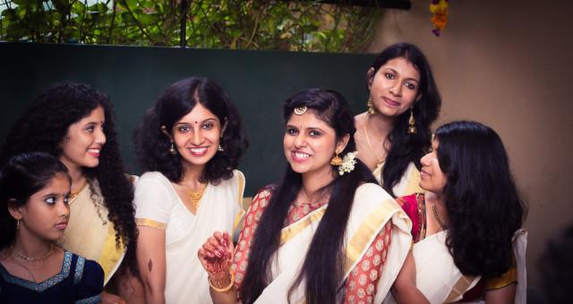 What to Wear on Mehendi, Dakshina |LookBook - Aathira's Dakshina