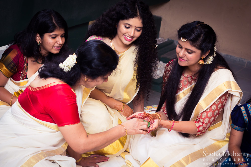 Candid Wedding Photographer Delhi, Malayali Wedding