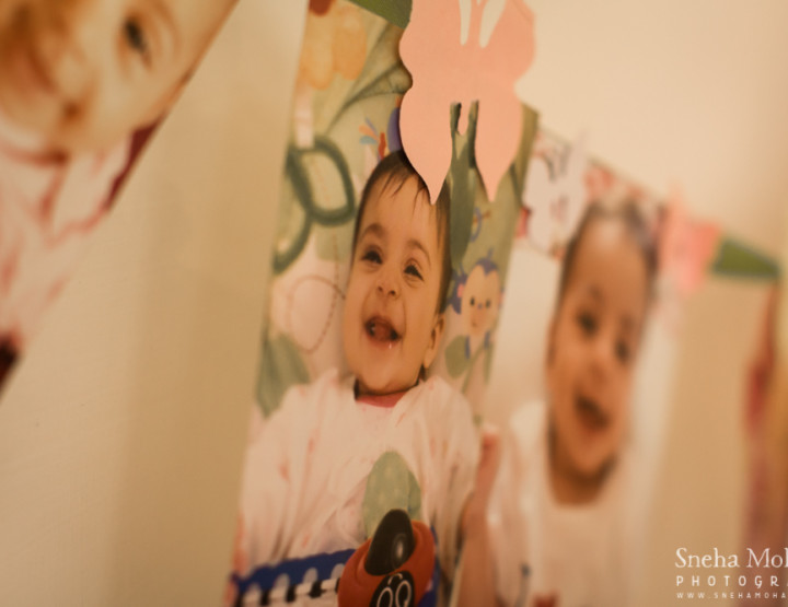 Baby Birthday Photography Delhi | First Birthday Party Ideas