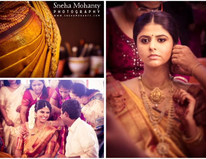 Wedding Saree for Malayali Bride | South Indian Wedding Sarees, Kerala Bridal Sarees | LookBook - Aathira's Wedding Day!