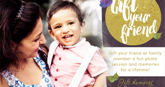 Baby Photographer Delhi, Baby Photographer Gurgaon | Gift a Photography Session!