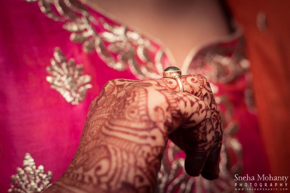 Details Shot - Mehendi, Candid Photography Delhi