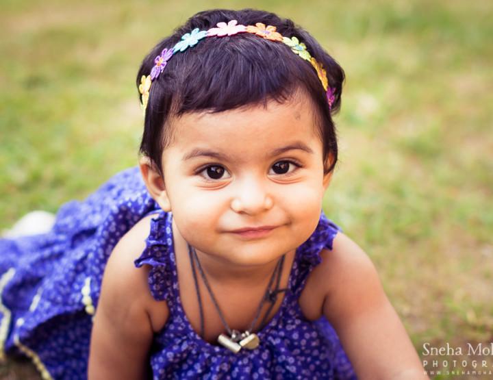Baby Photographer Gurgaon, Baby Photoshoot Delhi | Cherry on the Pie!