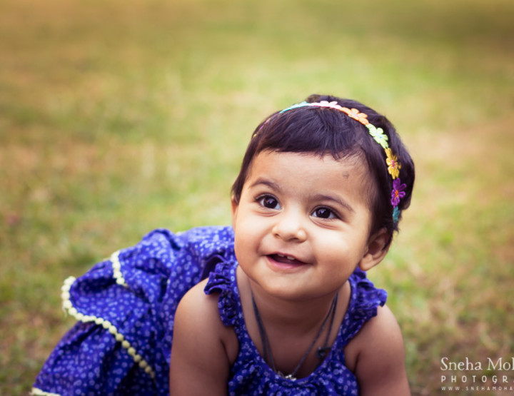 Baby Photographer Delhi, Baby Photoshoot Gurgaon | Cherry Turns One