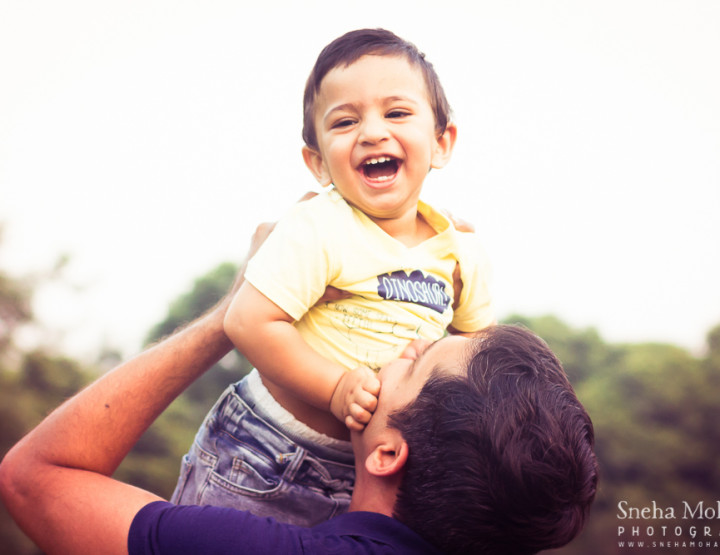Baby Photographer Gurgaon, Baby Photographer Delhi | Reyansh Turns One!