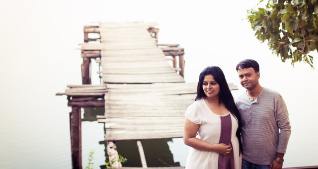 Pre Wedding Shoot Delhi, Couple Shoot Gurgaon | Shipra and Gaurav at Dumna Nature Reserve