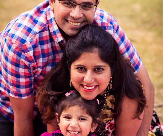 Family Photography Delhi, Child Photography Gurgaon | Alisha and Family