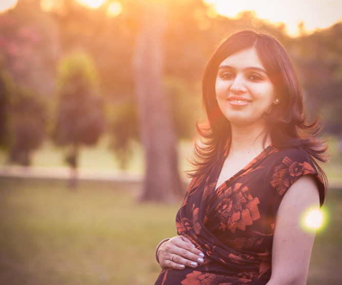 Maternity Photo Shoot Delhi, Maternity Photography Gurgaon | Sneha and Nitin Maternity Session