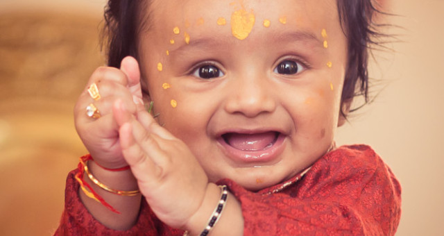 Annaprashanna Gurgaon, Delhi | Candid Baby Photography Gurgaon, Delhi | Rudra's Annaprashanna