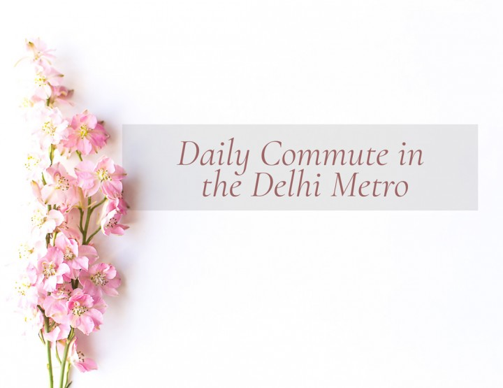 Daily Commute in the Delhi Metro