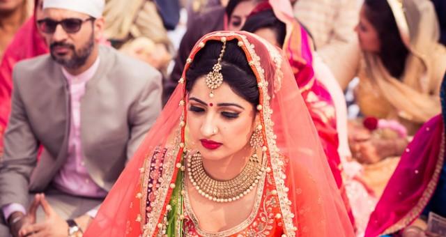 Nitya and Paramjit | Anand Karaj Photography, Delhi, Candid Wedding Photography Delhi, Gurgaon
