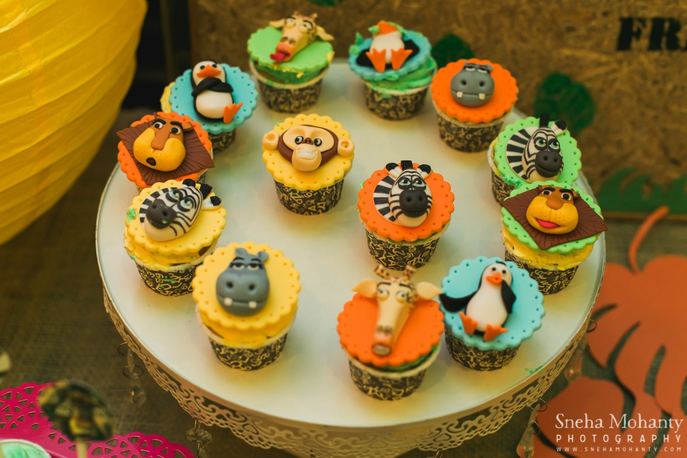 Madagascar Theme Birthday Party Gurgaon Delhi Ideas